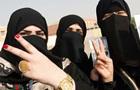 Женщин Саудовской Аравии впервые пустили на стадион