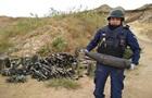 Пожар на складе под Мариуполем: изъяли полторы тысячи боеприпасов