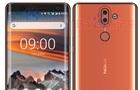 Безрамочный Nokia 9 показали на рендерах и фото
