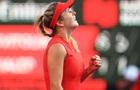 Свитолина квалифицировалась на Итоговый турнир WTA