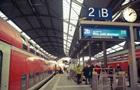 У бельгійському тунелі застряг міжнародний потяг