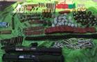 За 20 днів в українців вилучили майже 20 тонн вибухівки