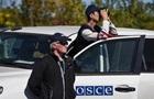 ОБСЕ: В центре Горловки взрывали боеприпасы