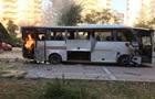 У Туреччині підірвали автобус із поліцією: 12 поранених