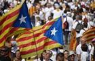 В Каталонии протестуют против арестов общественных лидеров