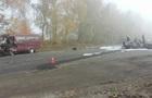 В Винницкой области столкнулись автомобиль и микроавтобус