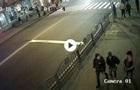 ДТП в Харькове: появились фото с камер наблюдения