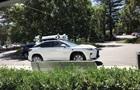 Показано тестирование машины с автопилотом Apple