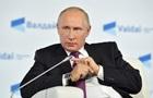 Путін звинуватив Європу в українській ситуації