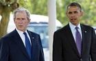 Буш и Обама подвергли критике политику Трампа