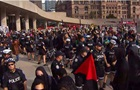 В Канаде протестовали против премьера Трюдо