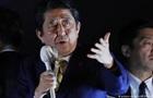 На виборах в Японії перемагає партія прем єра Сіндзо Абе