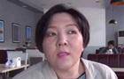 Задержанная журналистка из Казахстана в изоляторе Вышгорода