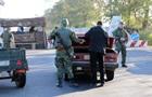 В полиции заявили о массовых задержаниях сепаратистов на блокпостах