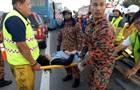 В Малайзии столкнулись два автобуса: восемь погибших