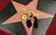 Дженис Джоплин спустя более 40 лет после смерти получила звезду на Аллее славы