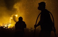 В Енакиево горела школа-интернат
