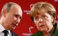 Меркель заявила о своем намерении поговорить с Путиным об Украине