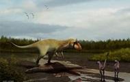 Палеонтологи обнаружили динозавра-охотника на тираннозавров