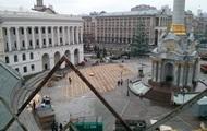 КГГА просит Окружной суд Киева запретить проведение массовых акций на Майдане и Европейской площади