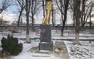 В Одесской области разбили памятник Ленину