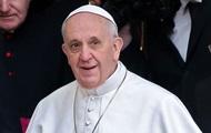 Журнал Time назвал папу римского человеком года
