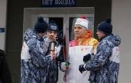 В России после эстафеты Олимпийского огня умер факелоносец