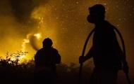 В Черниговской области в результате пожара погибли два человека