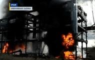 Под Севастополем в морском порту произошел пожар