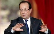 Решение сирийского кризиса невозможно в случае нахождения Башара Асада у власти - Олланд