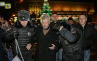 В Москве около 30 человек попали в полицию за попытку провести акцию протеста