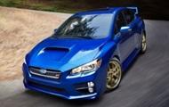Subaru WRX STI нового поколения. Первые фотографии