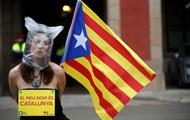 Парламент Каталонии поддержал проведение референдума о независимости