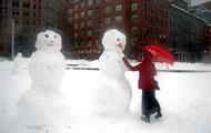 Снегопад в США оставил без света 125 тысяч человек