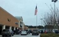 При стрельбе в супермаркете в Атланте пострадали двое