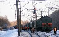 В Челябинской области 30 вагонов с углем сошли с рельс