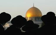 Глава Палестины предложил сделать Иерусалим общей столицей двух государств