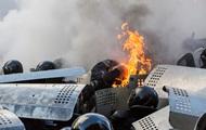 Бои в центре Киева. Главные видео дня