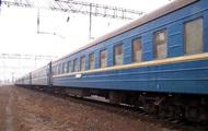 Пассажиров поезда Ужгород-Киев высадили из-за сообщения о минировании