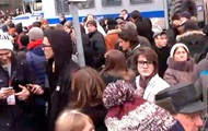 """В Москве задержали около 50 протестующих под судом рассматривавшим """"болотное дело"""""""