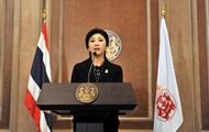 Премьер Таиланда тайно покинула охваченный протестами Бангкок