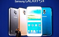 Samsung официально представил новый смартфон Galaxy S5