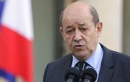 Франция приостанавливает военное сотрудничество с Россией