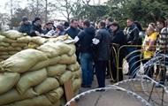 В Севастополе создан временный пункт учета военных
