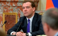 Медведев: Нормальных отношений с Украиной нет, но контакты идут