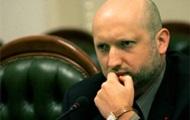 Турчинов подписал указ о передислокации воинских частей из Крыма