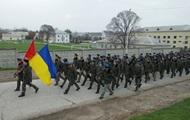 Около пяти тысяч украинских военнослужащих будут вывезены из Крыма - Минобо ...
