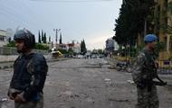 Турецкие артиллерийские войска обстреляли территорию Сирии