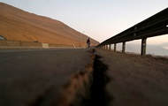 У берегов Чили снова произошло землетрясение