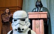 Дарт Вейдер намерен судиться с ЦИК